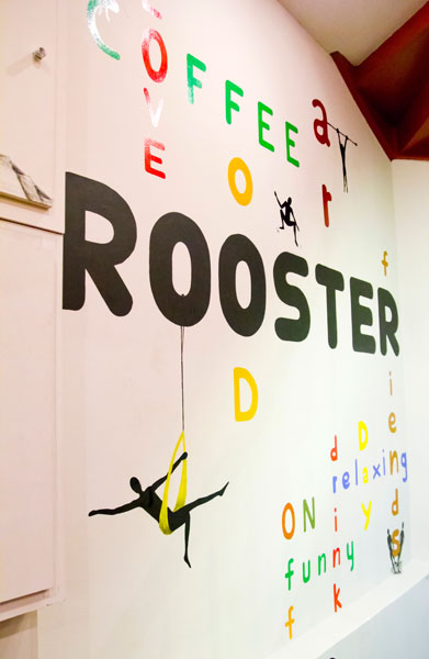 roosterwall